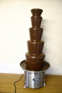 チョコレートファウンテンは、全国対応です!