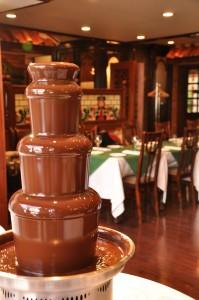 ビロードのように滑らかなチョコレート