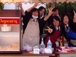 学割で安心(^^)文化祭も大成功!?