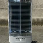 遠赤外線電気ストーブは、体の芯から暖かくなりますよ~