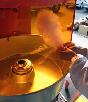 綿菓子は何時間位なら連続使用できる?